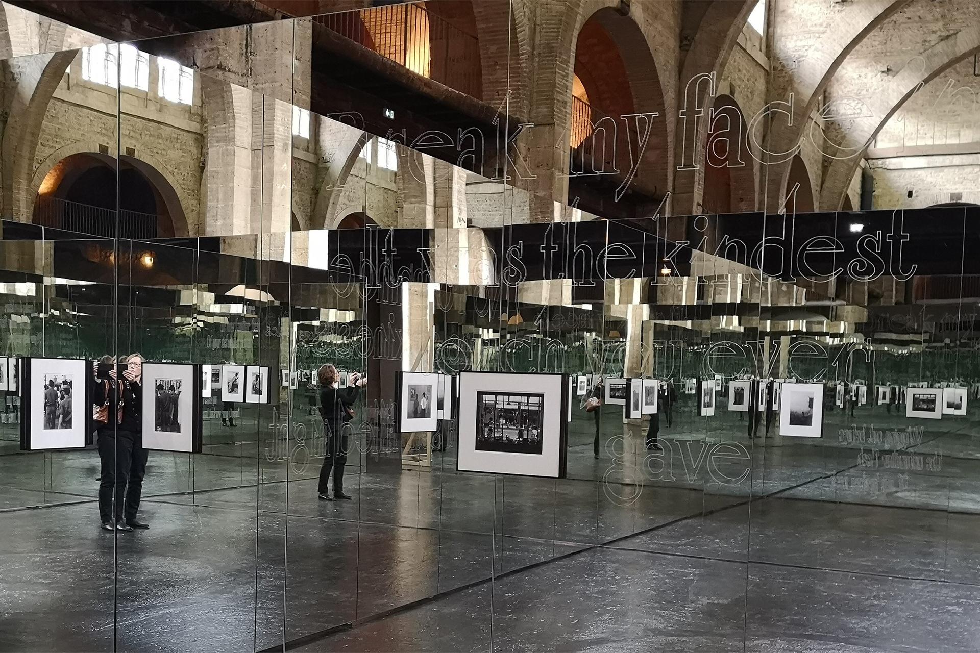 Paa udstilling i Bordeux